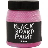 Pintura de pizarra, rosa, 250 ml/ 1 paquete