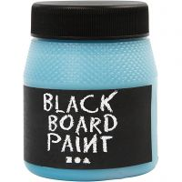 Pintura de pizarra, turquesa, 250 ml/ 1 paquete