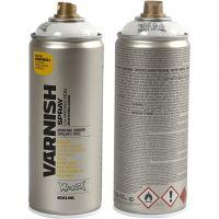 Laca en spray, semi-gloss, 400 ml/ 1 bote