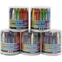 Ceras Colortime, 5x48 stdas/ 1 set