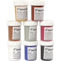 Paver Color, 8x40 ml/ 1 paquete