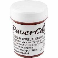 Paver Color, arcilla, 40 ml/ 1 botella