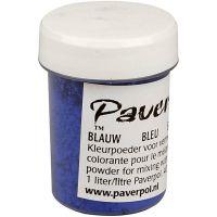 Paver Color, azul, 40 ml/ 1 botella