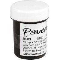 Paver Color, negro, 40 ml/ 1 bote