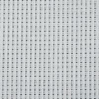 Tela Aida, A: 130 cm, 24 cuadrado por 10 cm , blanco, 3 m/ 1 ud
