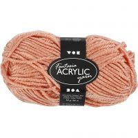 Fantasia lana acrílica, L. 80 m, polvo, 50 gr/ 1 bola