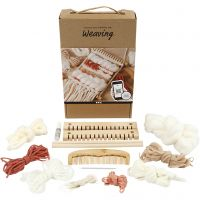 Kit de aprendizaje de tejido, 1 set