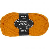 Melbourne lana, L. 92 m, ocre, 50 gr/ 1 bola