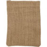 Bolsa, medidas 15x20 cm, 275 gr, marrón, 4 ud/ 1 paquete