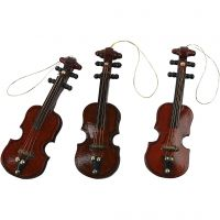 Violines, L. 8 cm, 12 ud/ 1 paquete