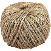 *Cordel natural, grosor 3 mm, 100 m/ 1 rollo