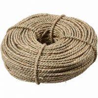 Cuerda marinera, grosor 2,8-3 mm, beige, 500 gr/ 1 fajo