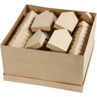 Casas, A: 12,5+15 cm, 66 ud/ 1 paquete