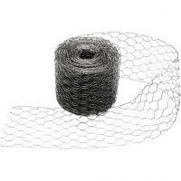 Tela de alambre, A: 13 cm, 20 m/ 1 rollo