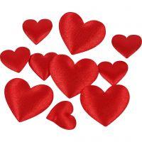 Corazón de satén, 700 ud/ 1 paquete