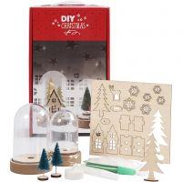 Kits para campanas con decoración interior, A: 10+12,5 cm, 1 set