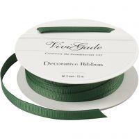 Cinta decorativa, A: 6 mm, verde, 15 m/ 1 rollo