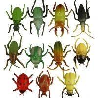 Insectos, medidas 5 cm, 60 ud/ 1 paquete