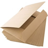 Cartera de arte, A4, 10 ud/ 1 paquete