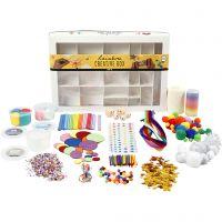 Caja creativa, Arco iris, 1 set