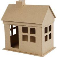Casa, A: 23 cm, profundidad 14,5 cm, L. 22,5 cm, 1 ud