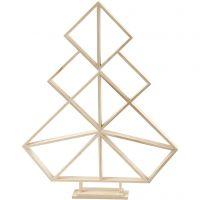 Árbol de Navidad, A: 60 cm, A: 47 cm, 1 ud