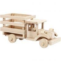 Camión, A: 11 cm, L. 22 cm, A: 7,5 cm, 1 ud