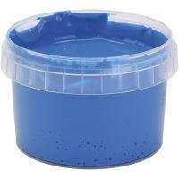Pintura de dedos PRIMO, azul, 250 ml/ 1 botella