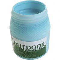 Pintura del exterior, turquoise blue, 250 ml/ 1 botella