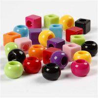 Multimix, medidas 11 mm, medida agujero 7 mm, surtido de colores, 150 ml/ 1 paquete, 75 gr