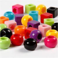 Multimix, medidas 11 mm, medida agujero 7 mm, surtido de colores, 1700 ml/ 1 paquete, 1000 gr
