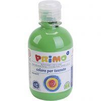 Pintura de textiles, verde, 300 ml/ 1 botella