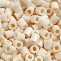 Fuse Beads, medidas 5x5 mm, medida agujero 2,5 mm, medium, berenjena claro (32251), 1100 ud/ 1 paquete