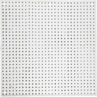 Base con clavijas, cuadrado grande, medidas 14,5x14,5 cm, 10 ud/ 1 paquete
