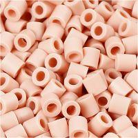 PhotoPearls, medidas 5x5 mm, medida agujero 2,5 mm, rosado (18), 1100 ud/ 1 paquete