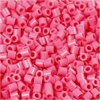 PhotoPearls, medidas 5x5 mm, medida agujero 2,5 mm, rosa antiguo (25), 6000 ud/ 1 paquete