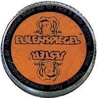 Pintura facial a base de agua, naranja perlado, 20 ml/ 1 paquete