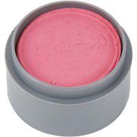 pintura facial en base a agua, rosa claro, 15 ml/ 1 bote