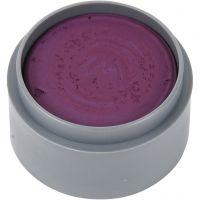 pintura facial en base a agua, violeta oscuro, 15 ml/ 1 bote