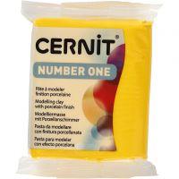 Cernit, amarillo (700), 56 gr/ 1 paquete