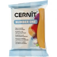 Cernit, yellow ochre (746), 56 gr/ 1 paquete