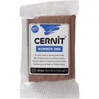 Cernit, taupe (812), 56 gr/ 1 paquete
