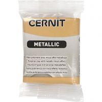 Cernit, dorado (050), 56 gr/ 1 paquete