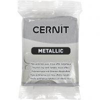 Cernit, plata (080), 56 gr/ 1 paquete