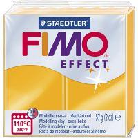 FIMO effect, naranja neón, 57 gr/ 1 paquete