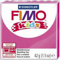 Pasta de modelar FIMO® Kids , rosa, 42 gr/ 1 paquete