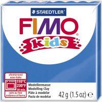 Pasta de modelar FIMO® Kids , azul, 42 gr/ 1 paquete