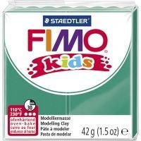Pasta de modelar FIMO® Kids , verde, 42 gr/ 1 paquete