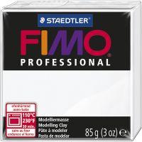 FIMO® Professional , blanco, 85 gr/ 1 paquete