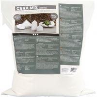 Compuesto Cera Mix Exclusive, blanco, 5 kg/ 1 paquete